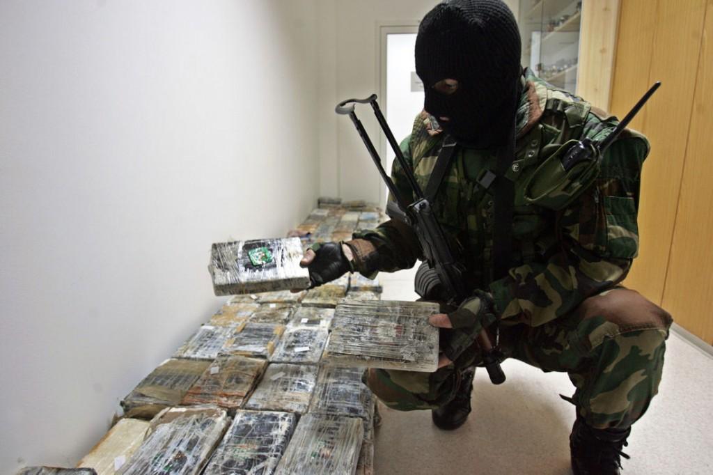 Les Balkans sont de plus en plus une porte d'entrée de la drogue vers l'Europe de l'Ouest.
