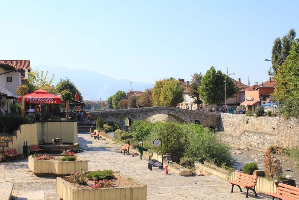 Pont ottoman du XIVe siècle. Photo de SH et MJ